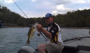 East Texas Fishing Report: Bass are slow on Lake Athens